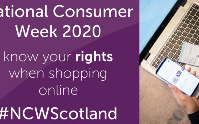 National Consumer Week Scotland