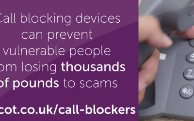Launch of Roll-out of Free Call Blocking Devices