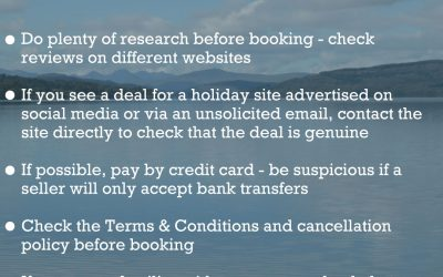Avoid a #Scamcation