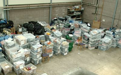 Seizure of Counterfeit Goods